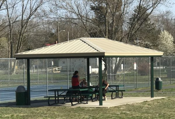 Bring your lunch to enjoy at the Take a Tour of Bass River Township Park pavillion