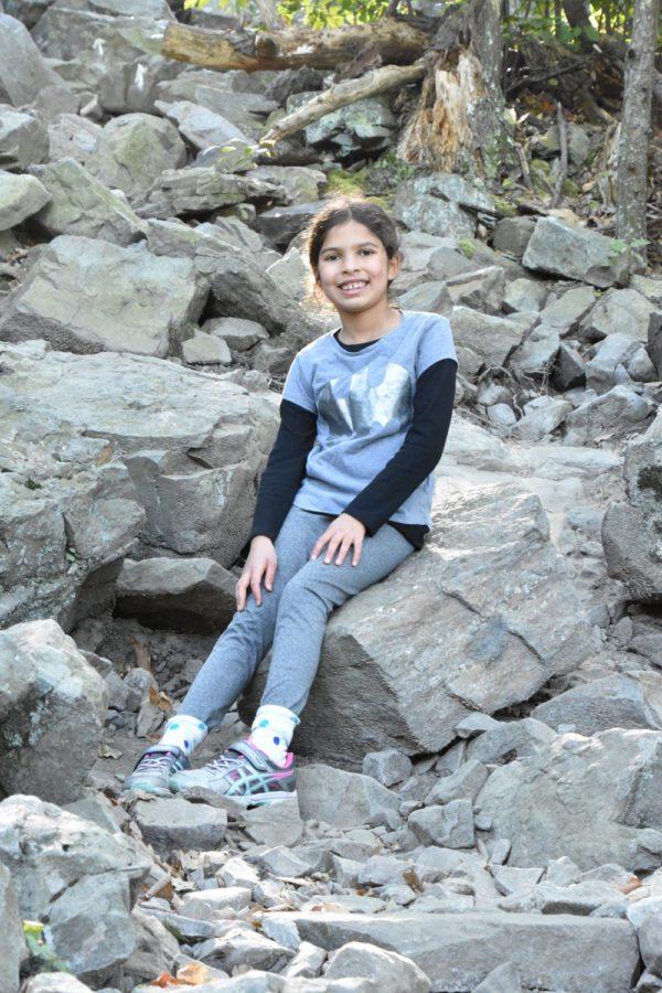 Hiking Mount Tammany of the Kittatinny Mountains