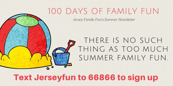 100 Days of Summer Family Fun in New Jersey