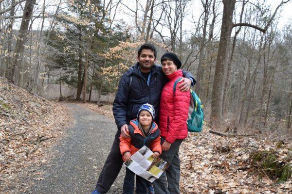 Hacklebarney State Park Hiking Trails