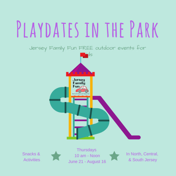 Jersey Family Fun Playdates in the Park