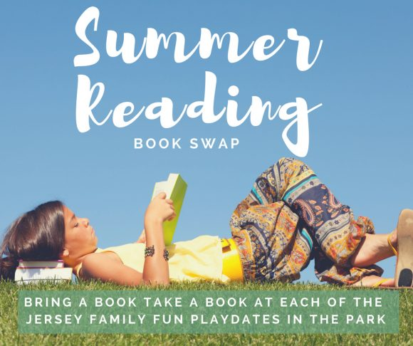Jersey Family Fun Summer Reading Book Swap
