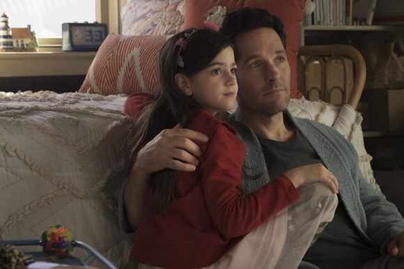 Ant-Man and the Wasp movie father and daughter Cassie and Scott