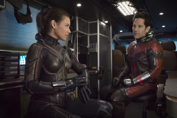 Ant-Man and the Wasp characters