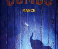 Disney's Dumbo Movie poster