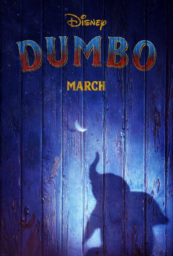Disney's Dumbo Movie poster