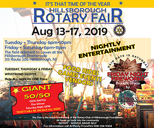 hillsborough rotary fair