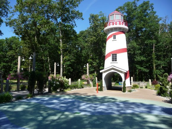 Storybook Land is a fairy tale themed amusement park in South Jersey.
