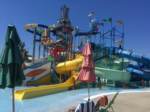 Runaway Rapids Water Park in Keansburg