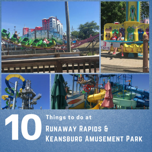 10 Things to Do at Keansburg Amusement Park and Runaway Rapids