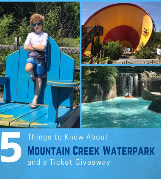 5 Things You Need to Know About Mountain Creek Waterpark and a Ticket Giveaway