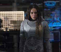 Hannah John-Kamen as Ghost in Ant-Man and the Wasp
