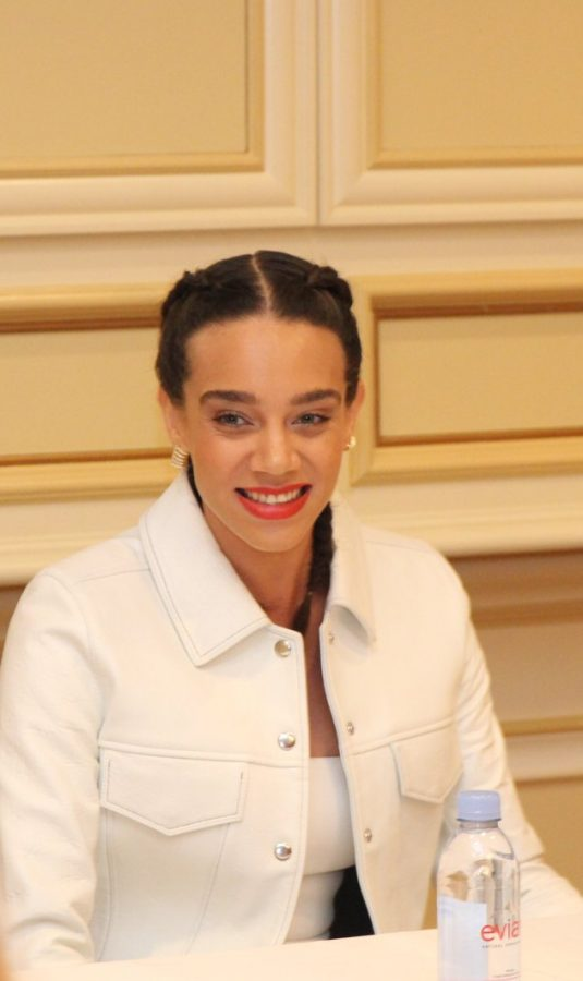 Hannah John-Kamen interview 3 BEST