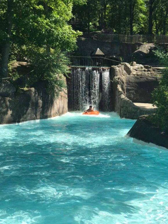 Mountain Creek Waterpark slide 1