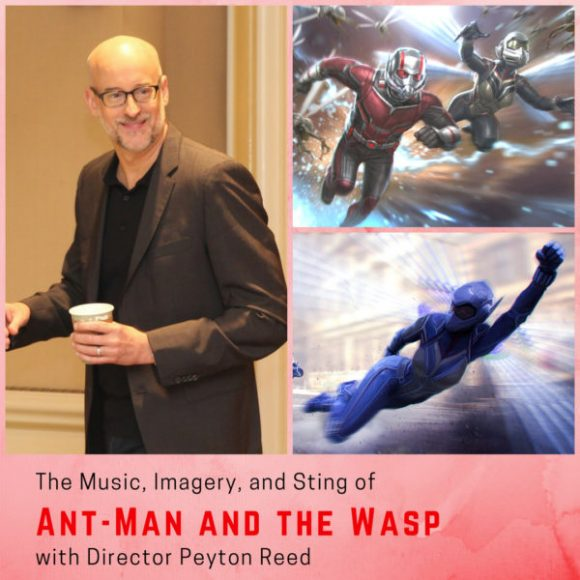 Director Peyton Reed Interview