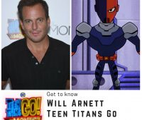 Get to Know Will Arnett of Teen Titans Go and 13 of his Favorite Things