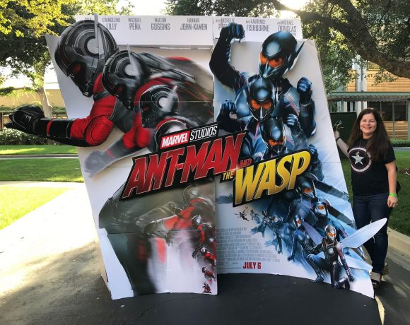 Ant-Man and the Wasp Press Junket