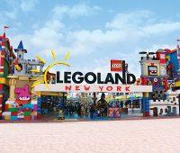 Legoland New York City entrance