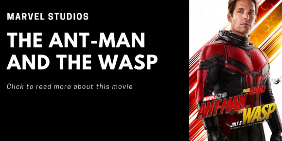 Marvel Studios Ant Man and the Wasp Movie (1)
