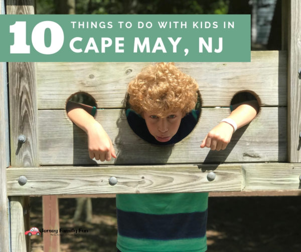 10 Things to do With Kids in Cape May