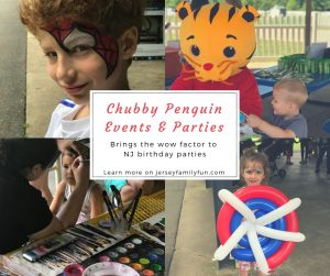Chubby Penguin Events & Birthday Parties in New Jersey
