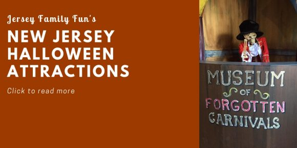 Halloween Attractions in New Jersey