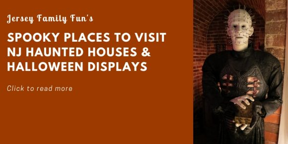SPOOKY PLACES TO VISIT NJ HAUNTED HOUSES & HALLOWEEN DISPLAYS
