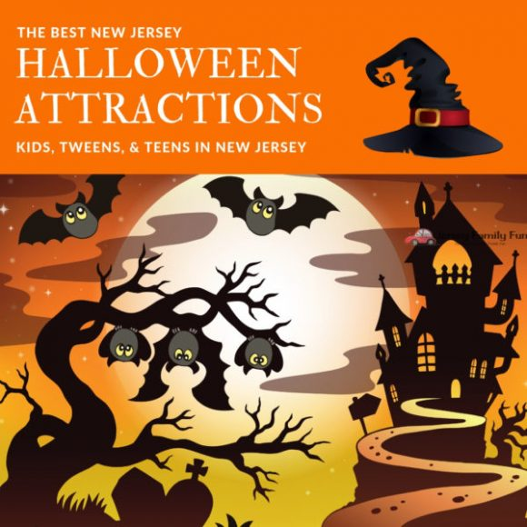 New Jersey Halloween Attractions