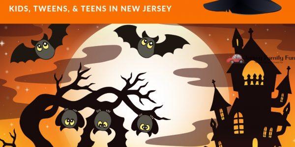 New Jersey Halloween Attractions for Kids, Tweens, & Teens