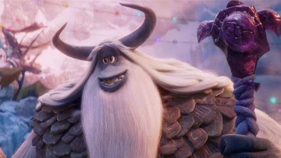 Warner Bros. Animation Studios' Smallfoot Movie