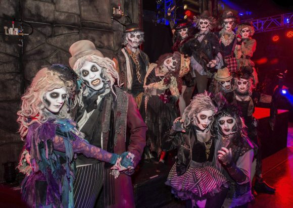 Six Flags Great Adventure Frightfest Dead Man's Party
