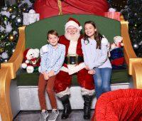 Santa HQ Freehold Raceway Mall