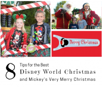 8 Tips for the Best Disney World Christmas and Mickey's Very Merry Christmas (1)