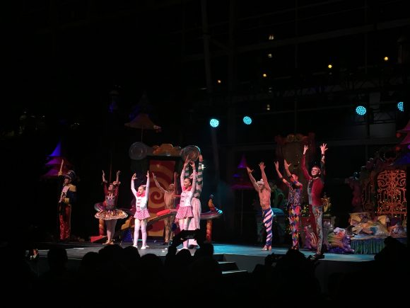 Cirque Dreams at the Gaylord National Resort in National Harbor Maryland