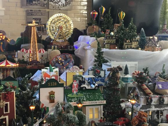 Another New Jersey Holiday Train Shows is the holidays model train show at the Monmouth Museum in Central New Jersey.