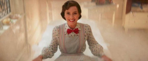 Mary Poppins Returns Movie Image of Mary Poppins