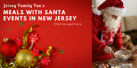 Meals with Santa Events in New Jersey