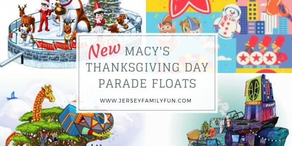 4 Fun New Macy's Thanksgiving Day Parade Floats