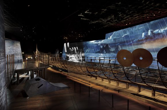 View the Rosklilde at the VIKINGS: BEYOND THE LEGEND at the Franklin Institute