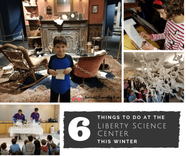 6 Things to do at the Liberty Science Center This Winter