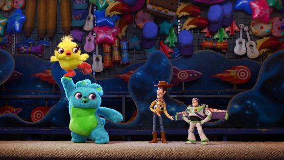 Disney Pixar Toy Story 4 movie image
