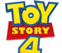 Disney PixarToy Story 4 movie title image