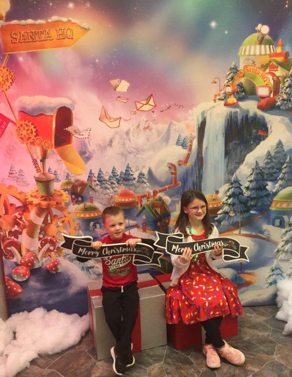 Santa Photos at Deptford Mall