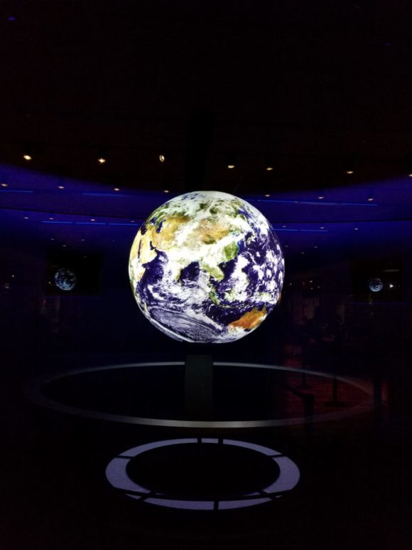 Liberty Science Center Jennifer Chalsty's Planetarium