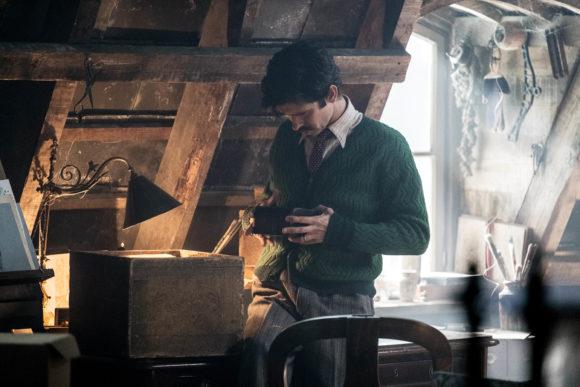 Mary Poppins Returns Ben Whishaw
