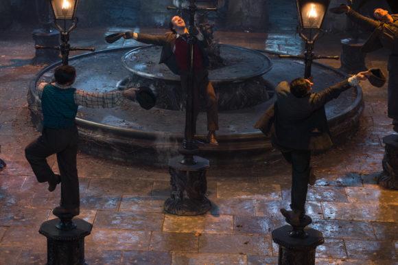Mary Poppins Returns Trip a Little Light Fantastic scene
