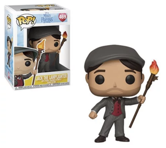 Mary Poppins Returns Jack the Lamplighter Pop! Vinyl Figure