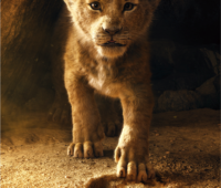 Disney Lion King movie poster small