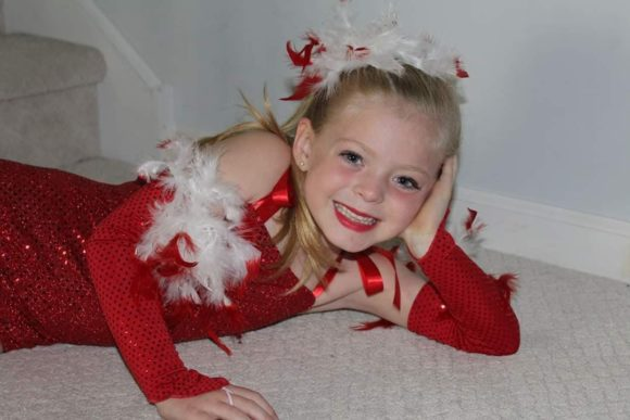 Local youth dancer who could join Atlantic City football Junior Dance team