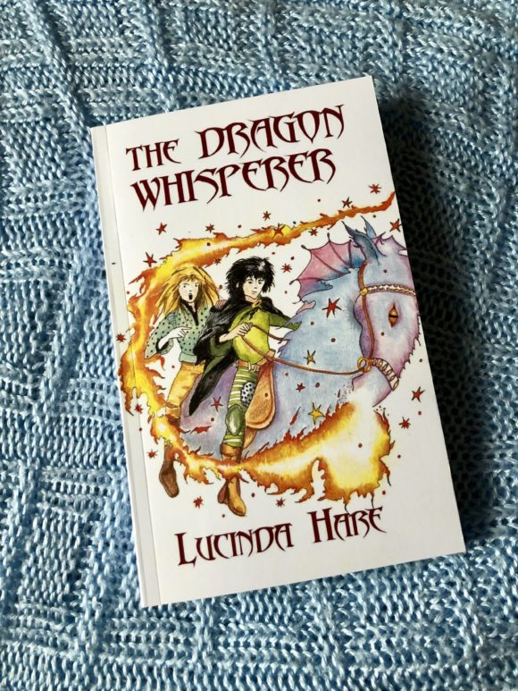 The Dragon Whisperer By Lucinda Hare cover page